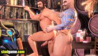 stud gay game simulation